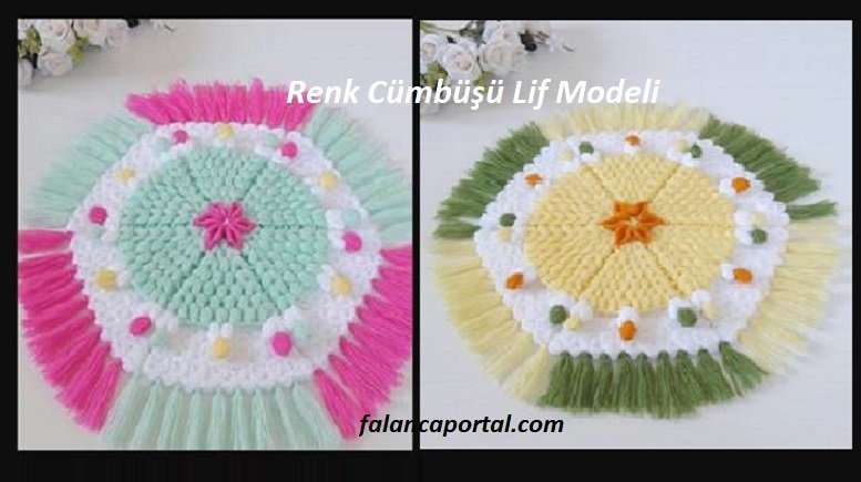 Renk Cümbüşü Lif Modeli