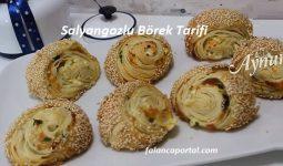 Salyangozlu Borek Tarifi 1