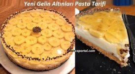 Yeni Gelin Altınları Pasta Tarifi 1