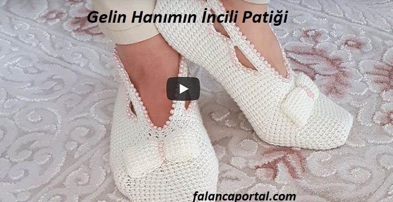 Gelin Hanimin Incili Patigi 1
