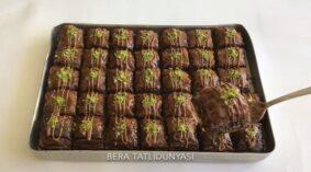 Bayrama Baklavayı Çikolatalı Yapın
