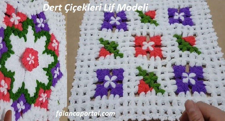 Dert Çiçekleri Lif Modeli