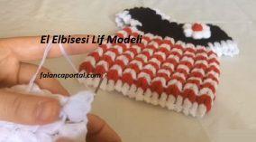 El Elbisesi Lif Modeli