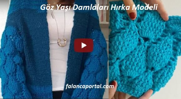 Goz Yasi Damlalari Hirka Modeli 1