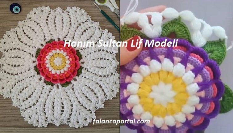 Hanım Sultan Lif Modeli 1
