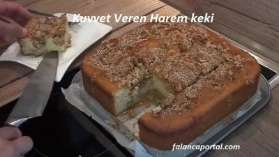 Kuvvet Veren Harem keki