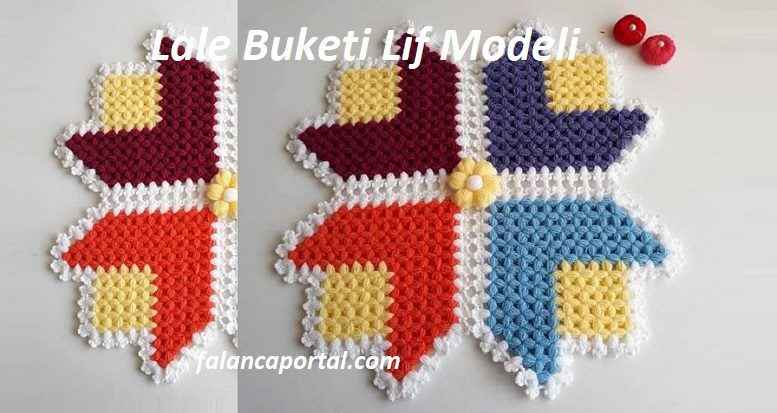 Lale Buketi Lif Modeli