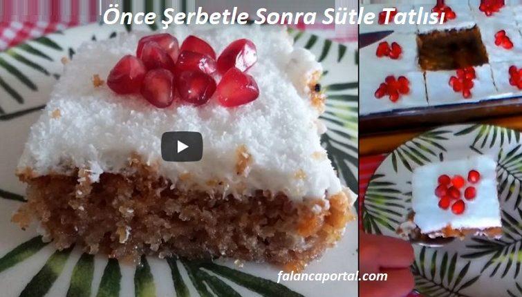 Once Serbetle Sonra Sutle Tatlisi 1