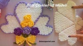 Özür Çiçekleri Lif Modeli
