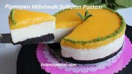Pişmeyen Mihrimah Sultanın Pastası