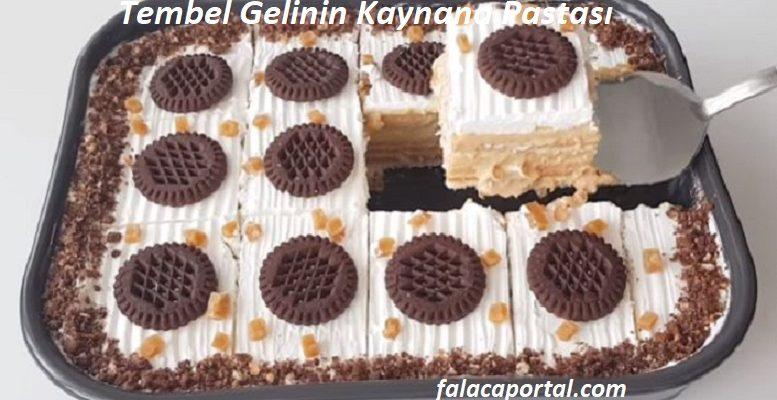 Tembel Gelinin Pastası 1