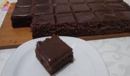 Akıllardan Çıkmayacak Çikolatalı Gün Keki 1