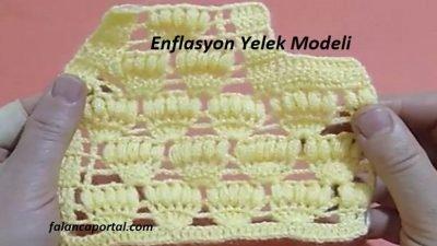 Enflasyon Yelek Modeli