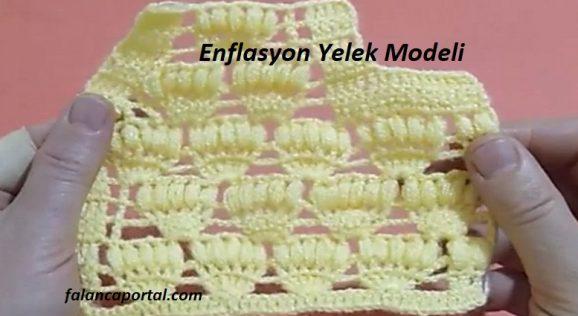 Enflasyon Yelek Modeli 1