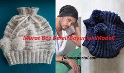 Murat Boz Bereli Boyunluk Modeli 1