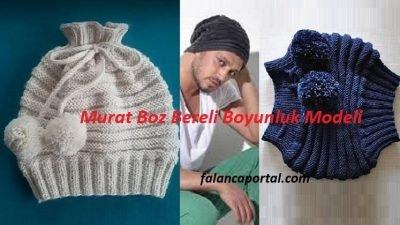Murat Boz Bereli Boyunluk Modeli