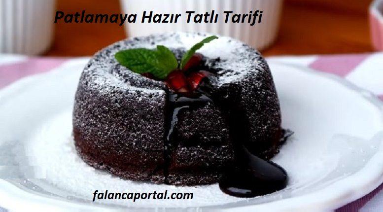 Lezzeti Patlamaya Hazır Kek Tarifi