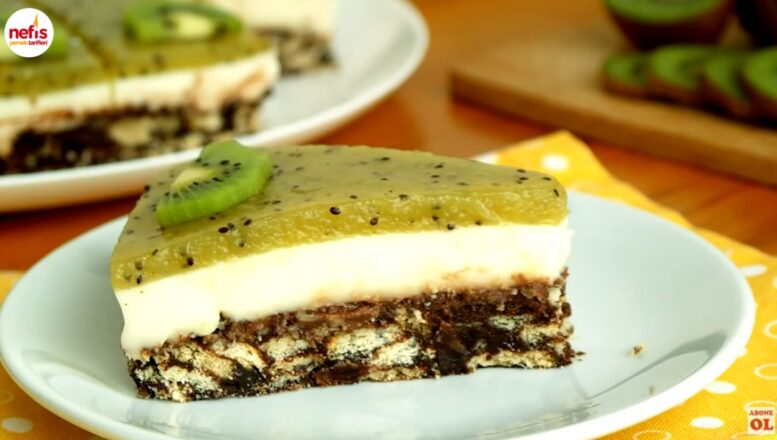 Özel Soslu Granit Pasta Tarifi