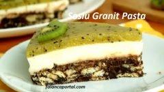 Soslu Granit Pasta