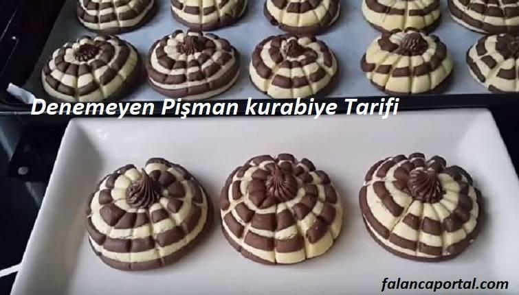 Denemeyen Pişman kurabiye Tarifi 1