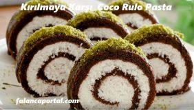 Kırılmaya Karşı Coco Rulo Pasta 1