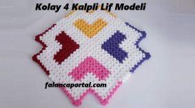 Kolay 4 Kalpli lif modeli