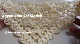 Koyun Çanı Şal Modeli