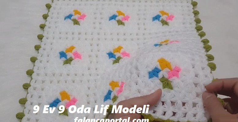 9 Ev 9 Oda Lif Modeli 1