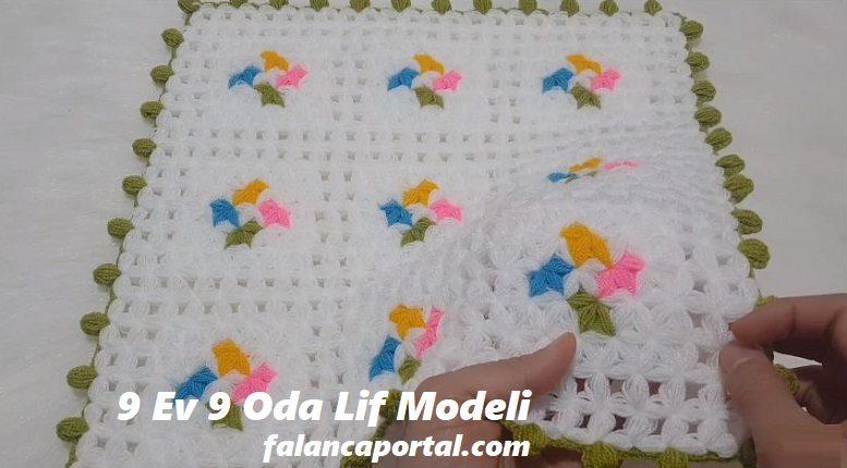 9 Ev 9 Oda Lif Modeli