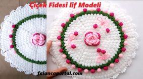 Çiçek Fidesi lif Modeli