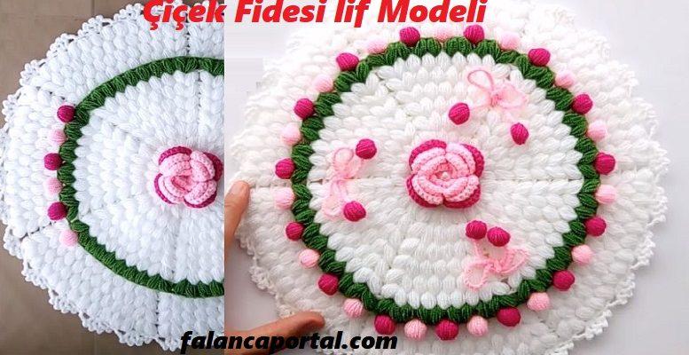 Çiçek Fidesi lif Modeli 1