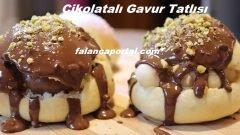 Çikolatalı Gavur Tatlısı