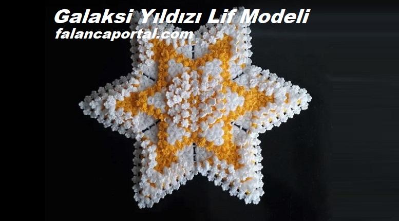 Galaksi Yıldızı Lif Modeli 1