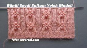 Gönül Sevdi Sultanı Yelek Modeli