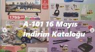 A-101 16 Mayıs İndirim Kataloğu 2