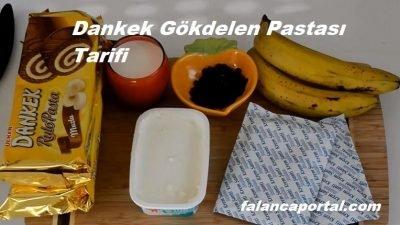 Dankek Gökdelen Pastası Tarifi