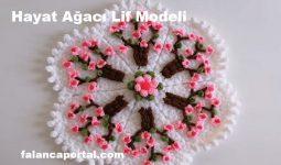 Hayat Ağacı Lif Modeli 1
