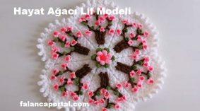 Hayat Ağacı Lif Modeli