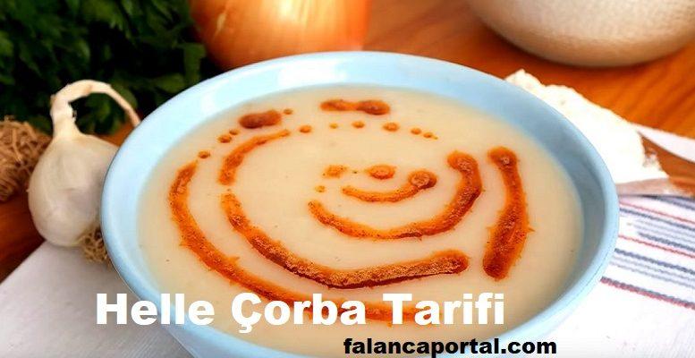 Helle Çorba Tarifi 1