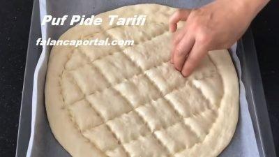 Puf Pide Tarifi