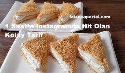 1 Saatte Instagramda Hit Olan Kolay Tarif 1