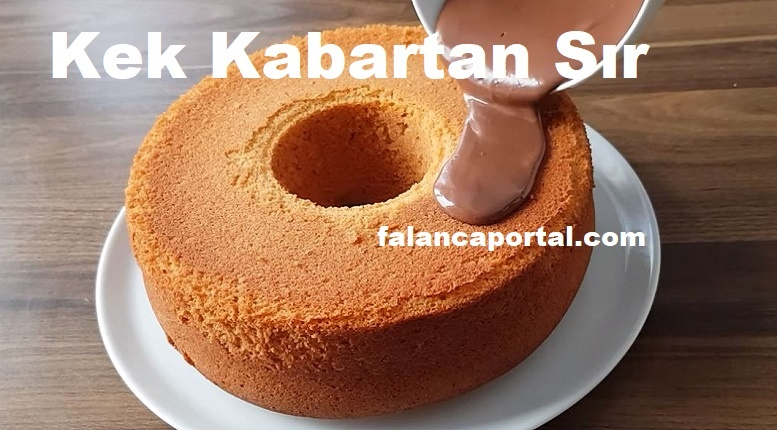 Kek Kabartan Sır