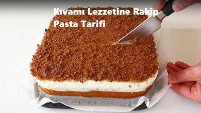 Kıvamı Lezzetine Rakip Pasta Tarifi
