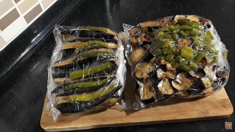 Taze Gibi Dondurucuda Patlıcan Tarifi