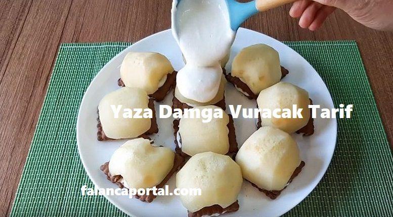 Yaza Damga Vuracak Tarif