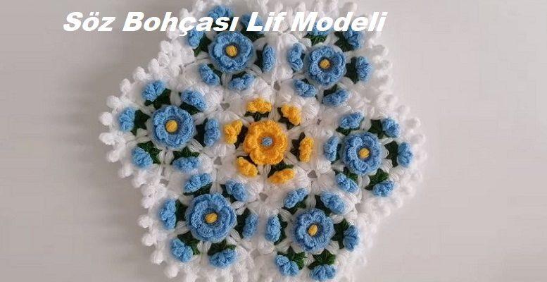 Söz Bohçası Lif Modeli 1