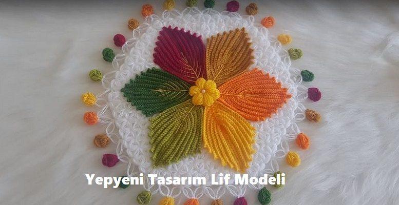 Yepyeni Tasarım Lif Modeli 1