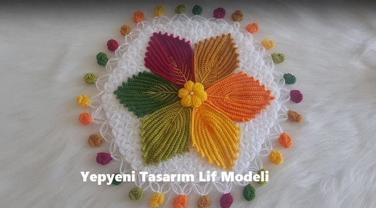 Yepyeni Tasarım Lif Modeli