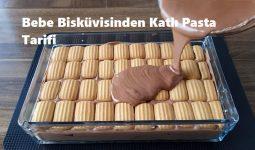 Bebe Bisküvisinden Katlı Pasta Tarifi 1