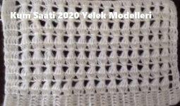 Kum saati 2020 Yelek Modelleri 1